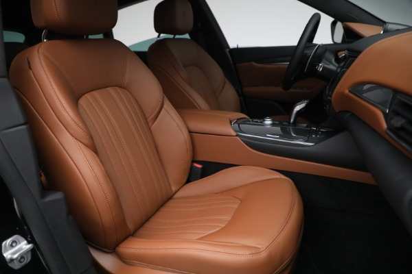 New 2022 Maserati Levante Modena for sale $104,545 at Alfa Romeo of Greenwich in Greenwich CT 06830 26