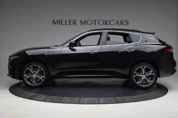 New 2022 Maserati Levante Modena for sale $104,545 at Alfa Romeo of Greenwich in Greenwich CT 06830 3