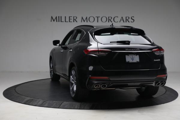 New 2022 Maserati Levante Modena for sale $104,545 at Alfa Romeo of Greenwich in Greenwich CT 06830 5