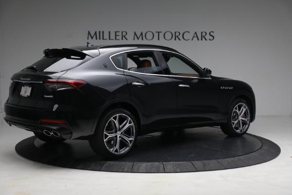 New 2022 Maserati Levante Modena for sale $104,545 at Alfa Romeo of Greenwich in Greenwich CT 06830 8