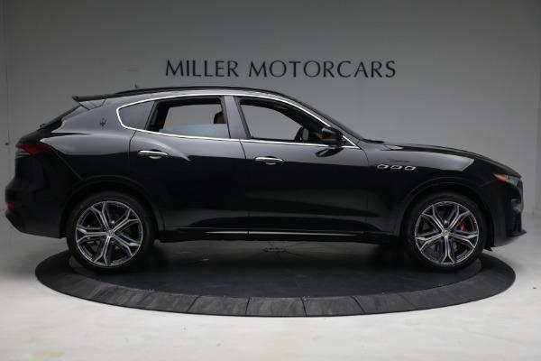 New 2022 Maserati Levante Modena for sale $104,545 at Alfa Romeo of Greenwich in Greenwich CT 06830 9