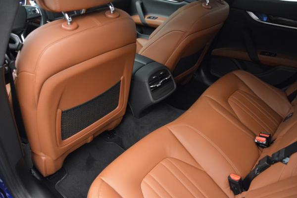 New 2016 Maserati Ghibli S Q4 for sale Sold at Alfa Romeo of Greenwich in Greenwich CT 06830 18