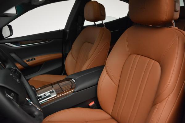 New 2016 Maserati Ghibli S Q4 for sale Sold at Alfa Romeo of Greenwich in Greenwich CT 06830 20