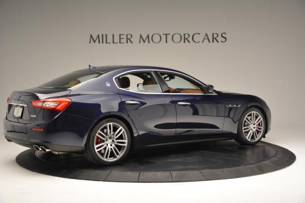 New 2016 Maserati Ghibli S Q4 for sale Sold at Alfa Romeo of Greenwich in Greenwich CT 06830 8