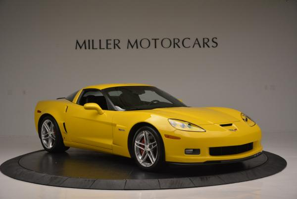 Used 2006 Chevrolet Corvette Z06 Hardtop for sale Sold at Alfa Romeo of Greenwich in Greenwich CT 06830 10