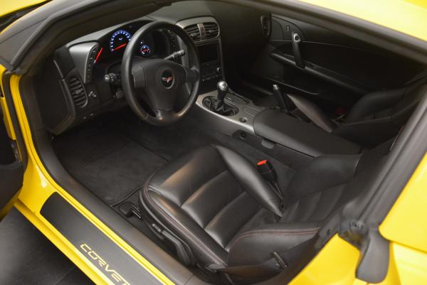 Used 2006 Chevrolet Corvette Z06 Hardtop for sale Sold at Alfa Romeo of Greenwich in Greenwich CT 06830 11