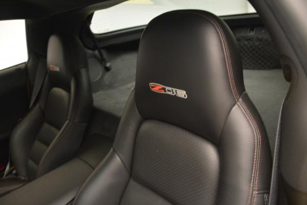 Used 2006 Chevrolet Corvette Z06 Hardtop for sale Sold at Alfa Romeo of Greenwich in Greenwich CT 06830 14