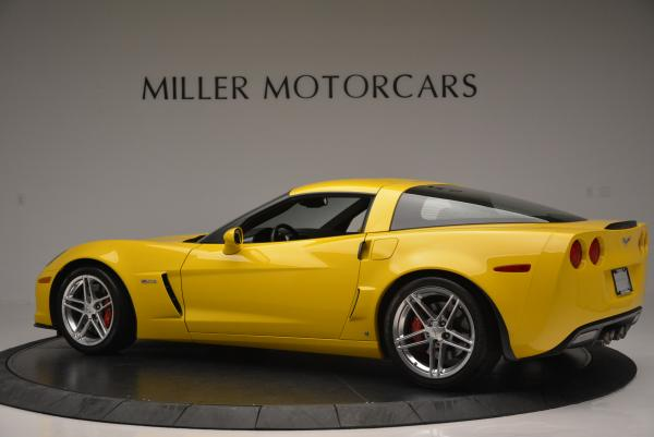 Used 2006 Chevrolet Corvette Z06 Hardtop for sale Sold at Alfa Romeo of Greenwich in Greenwich CT 06830 4