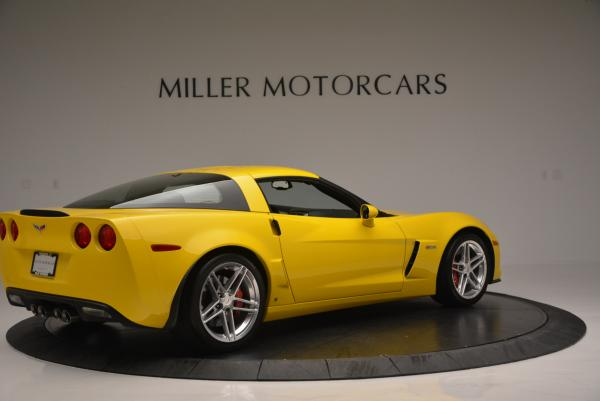 Used 2006 Chevrolet Corvette Z06 Hardtop for sale Sold at Alfa Romeo of Greenwich in Greenwich CT 06830 7