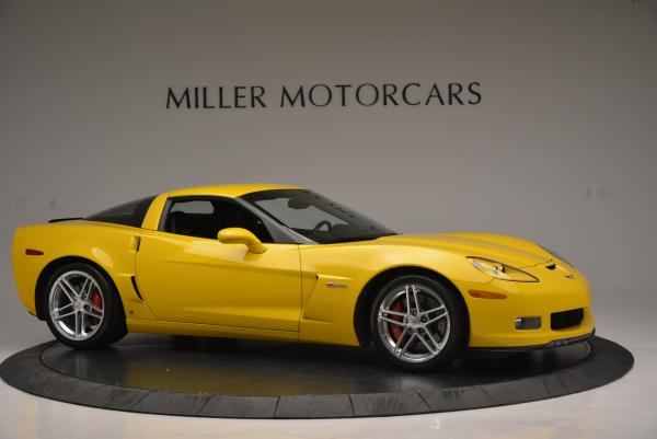 Used 2006 Chevrolet Corvette Z06 Hardtop for sale Sold at Alfa Romeo of Greenwich in Greenwich CT 06830 9