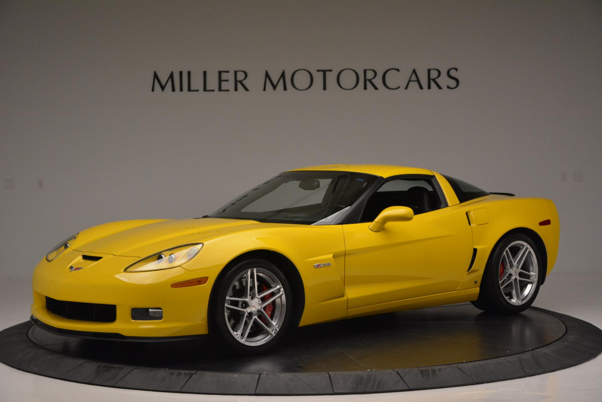 Used 2006 Chevrolet Corvette Z06 Hardtop for sale Sold at Alfa Romeo of Greenwich in Greenwich CT 06830 1