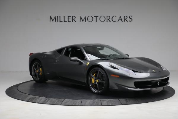 Used 2011 Ferrari 458 Italia for sale $229,900 at Alfa Romeo of Greenwich in Greenwich CT 06830 10