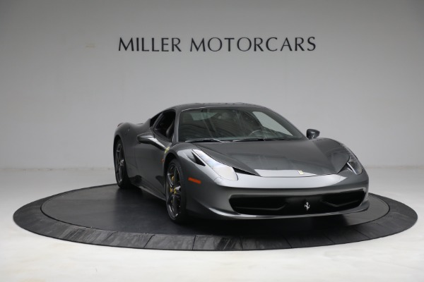 Used 2011 Ferrari 458 Italia for sale $229,900 at Alfa Romeo of Greenwich in Greenwich CT 06830 11