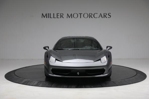 Used 2011 Ferrari 458 Italia for sale $229,900 at Alfa Romeo of Greenwich in Greenwich CT 06830 12