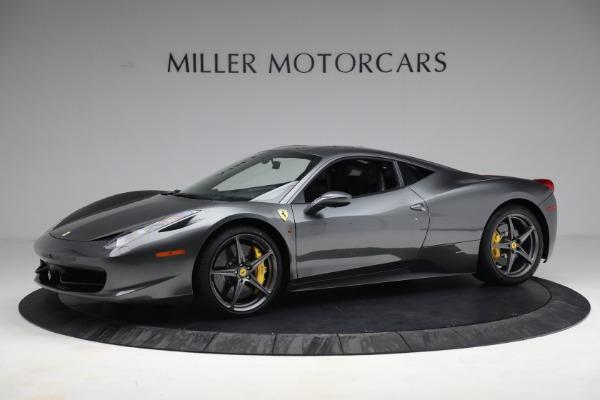 Used 2011 Ferrari 458 Italia for sale $229,900 at Alfa Romeo of Greenwich in Greenwich CT 06830 2