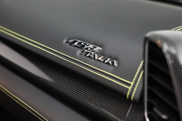 Used 2011 Ferrari 458 Italia for sale $229,900 at Alfa Romeo of Greenwich in Greenwich CT 06830 23