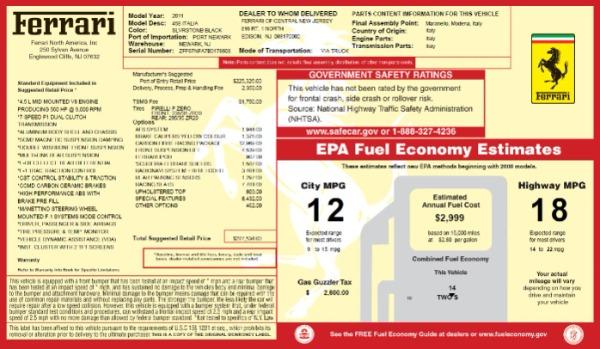 Used 2011 Ferrari 458 Italia for sale $229,900 at Alfa Romeo of Greenwich in Greenwich CT 06830 25