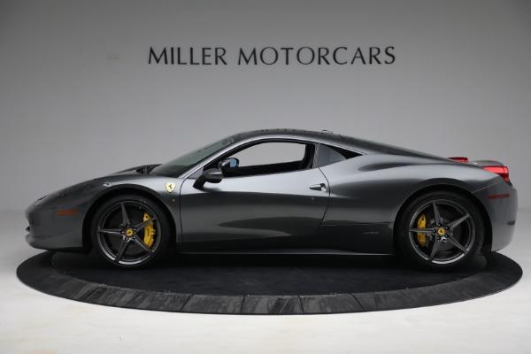 Used 2011 Ferrari 458 Italia for sale $229,900 at Alfa Romeo of Greenwich in Greenwich CT 06830 3