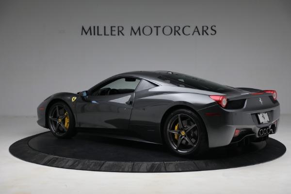 Used 2011 Ferrari 458 Italia for sale $229,900 at Alfa Romeo of Greenwich in Greenwich CT 06830 4