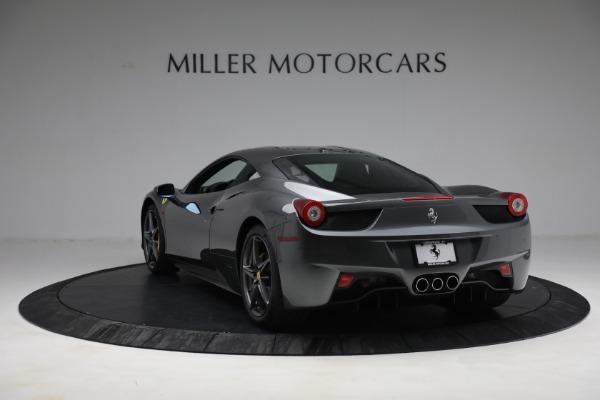 Used 2011 Ferrari 458 Italia for sale $229,900 at Alfa Romeo of Greenwich in Greenwich CT 06830 5