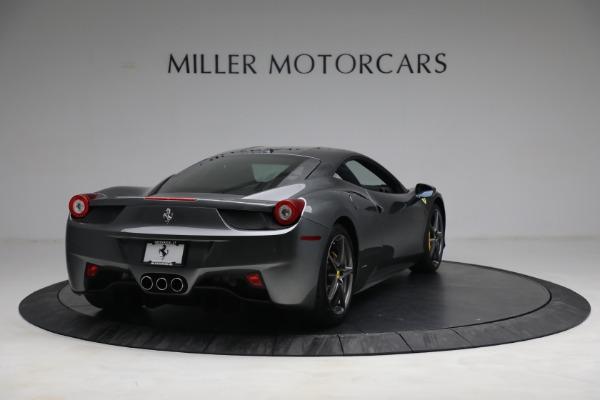 Used 2011 Ferrari 458 Italia for sale $229,900 at Alfa Romeo of Greenwich in Greenwich CT 06830 7