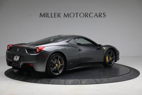 Used 2011 Ferrari 458 Italia for sale $229,900 at Alfa Romeo of Greenwich in Greenwich CT 06830 8