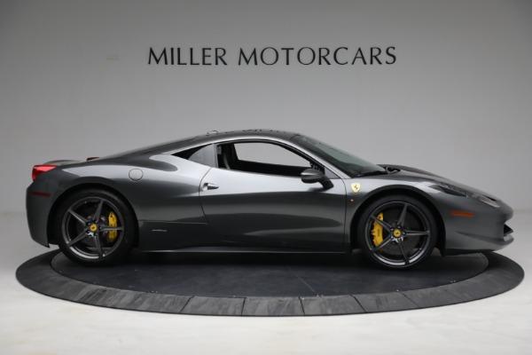 Used 2011 Ferrari 458 Italia for sale $229,900 at Alfa Romeo of Greenwich in Greenwich CT 06830 9