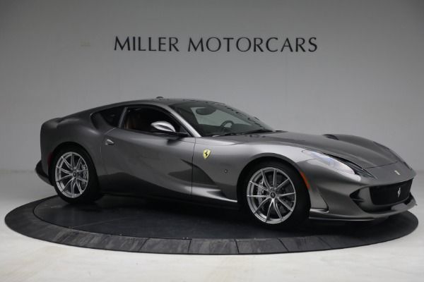 Used 2018 Ferrari 812 Superfast for sale Call for price at Alfa Romeo of Greenwich in Greenwich CT 06830 10