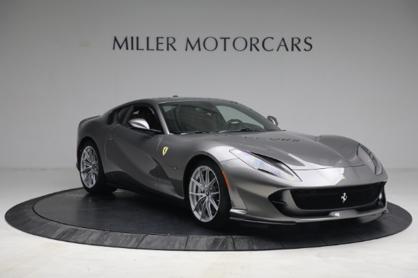 Used 2018 Ferrari 812 Superfast for sale Call for price at Alfa Romeo of Greenwich in Greenwich CT 06830 11