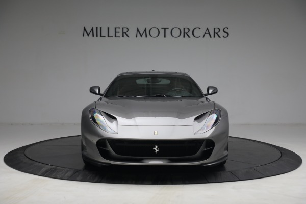Used 2018 Ferrari 812 Superfast for sale Call for price at Alfa Romeo of Greenwich in Greenwich CT 06830 12
