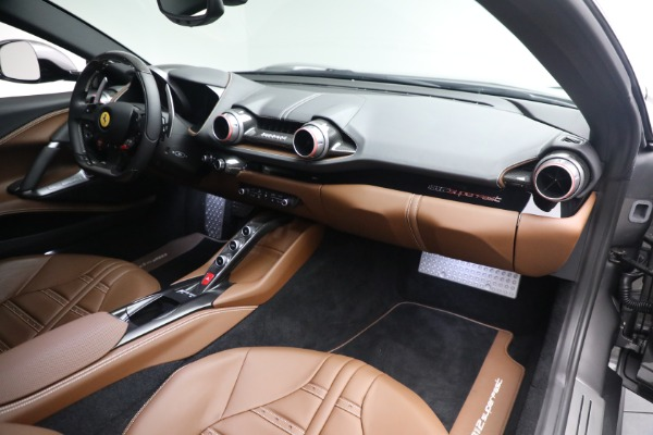 Used 2018 Ferrari 812 Superfast for sale Call for price at Alfa Romeo of Greenwich in Greenwich CT 06830 17