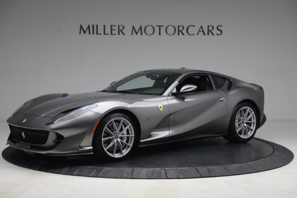 Used 2018 Ferrari 812 Superfast for sale Call for price at Alfa Romeo of Greenwich in Greenwich CT 06830 2