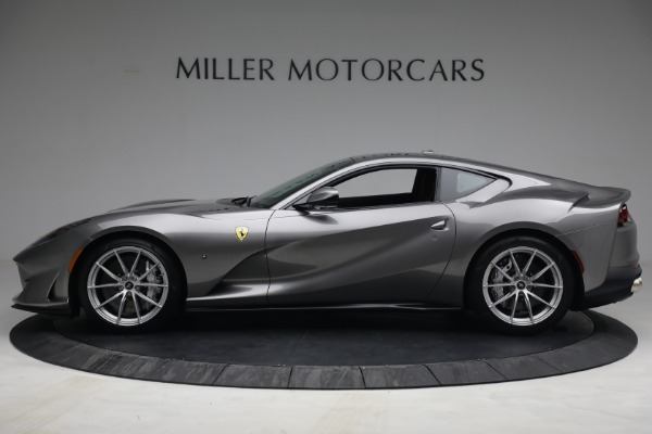 Used 2018 Ferrari 812 Superfast for sale Call for price at Alfa Romeo of Greenwich in Greenwich CT 06830 3