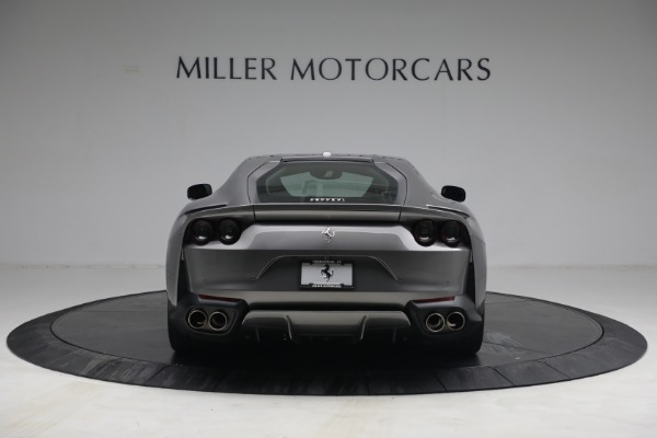 Used 2018 Ferrari 812 Superfast for sale Call for price at Alfa Romeo of Greenwich in Greenwich CT 06830 6