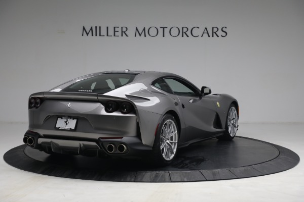Used 2018 Ferrari 812 Superfast for sale Call for price at Alfa Romeo of Greenwich in Greenwich CT 06830 7