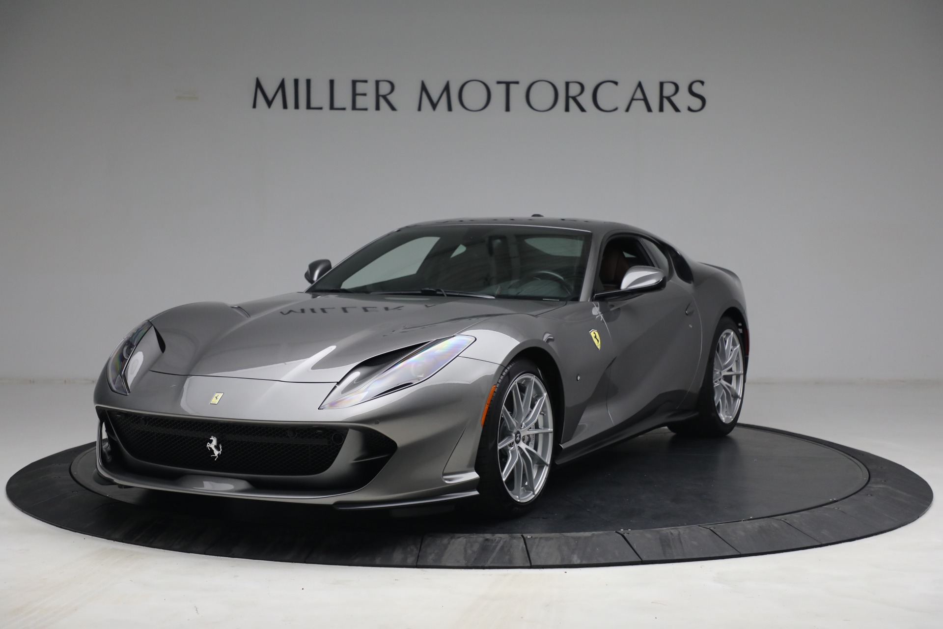 Used 2018 Ferrari 812 Superfast for sale Call for price at Alfa Romeo of Greenwich in Greenwich CT 06830 1
