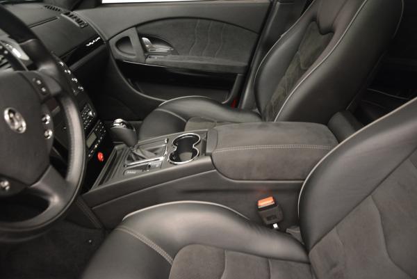 Used 2011 Maserati Quattroporte Sport GT S for sale Sold at Alfa Romeo of Greenwich in Greenwich CT 06830 15