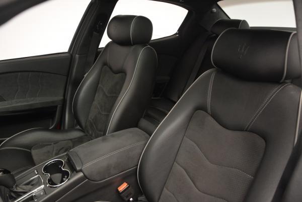 Used 2011 Maserati Quattroporte Sport GT S for sale Sold at Alfa Romeo of Greenwich in Greenwich CT 06830 16