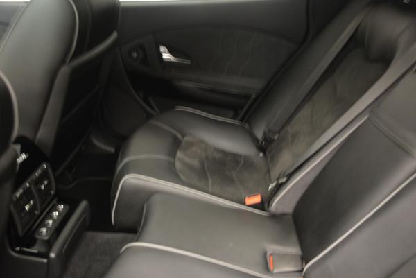 Used 2011 Maserati Quattroporte Sport GT S for sale Sold at Alfa Romeo of Greenwich in Greenwich CT 06830 19