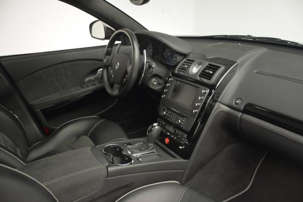 Used 2011 Maserati Quattroporte Sport GT S for sale Sold at Alfa Romeo of Greenwich in Greenwich CT 06830 22