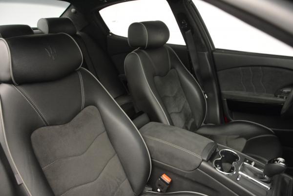 Used 2011 Maserati Quattroporte Sport GT S for sale Sold at Alfa Romeo of Greenwich in Greenwich CT 06830 24