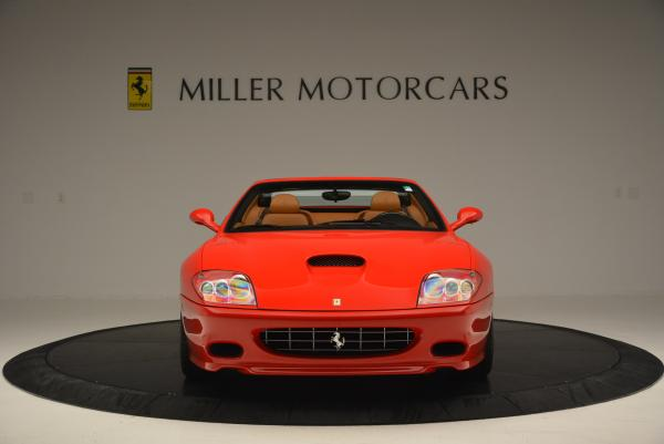 Used 2005 Ferrari Superamerica for sale Sold at Alfa Romeo of Greenwich in Greenwich CT 06830 12