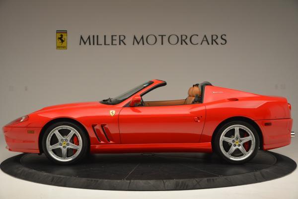 Used 2005 Ferrari Superamerica for sale Sold at Alfa Romeo of Greenwich in Greenwich CT 06830 3