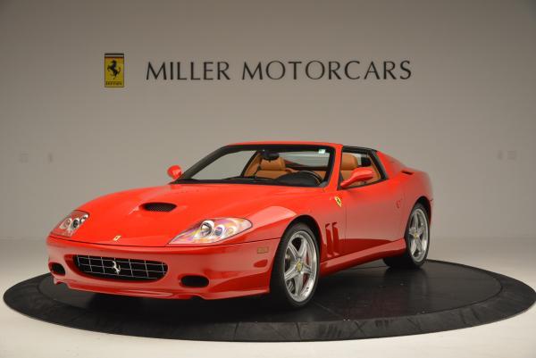 Used 2005 Ferrari Superamerica for sale Sold at Alfa Romeo of Greenwich in Greenwich CT 06830 1