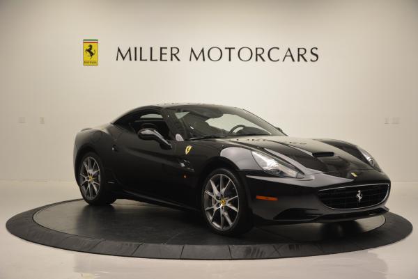 Used 2012 Ferrari California for sale Sold at Alfa Romeo of Greenwich in Greenwich CT 06830 23