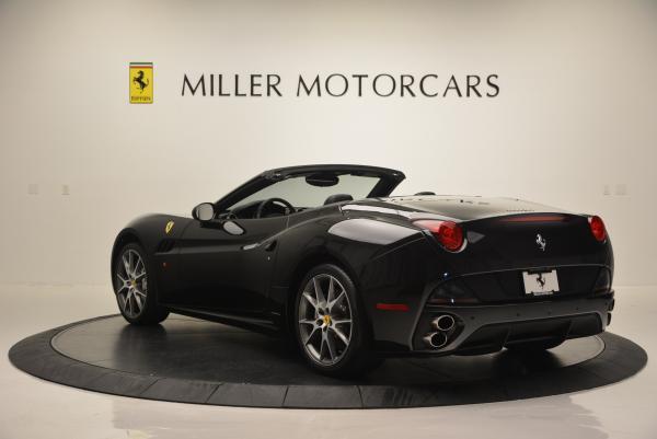 Used 2012 Ferrari California for sale Sold at Alfa Romeo of Greenwich in Greenwich CT 06830 5