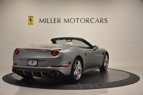 Used 2015 Ferrari California T for sale Sold at Alfa Romeo of Greenwich in Greenwich CT 06830 7