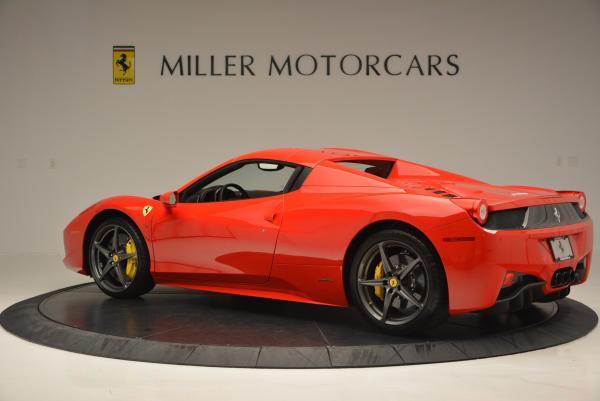 Used 2015 Ferrari 458 Spider for sale Sold at Alfa Romeo of Greenwich in Greenwich CT 06830 16