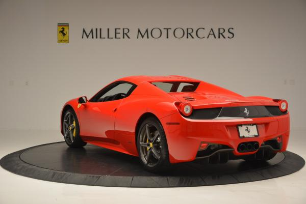 Used 2015 Ferrari 458 Spider for sale Sold at Alfa Romeo of Greenwich in Greenwich CT 06830 17
