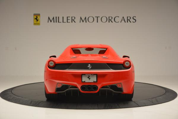 Used 2015 Ferrari 458 Spider for sale Sold at Alfa Romeo of Greenwich in Greenwich CT 06830 18